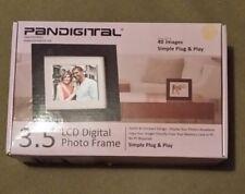 Pandigital PAN3502W02 3.5-Inch Digital Picture Frame, Black