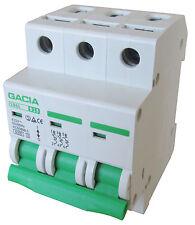 Leitungsschutzschalter GACIA SB6L 3P B13A, Sicherungsautomat MCB