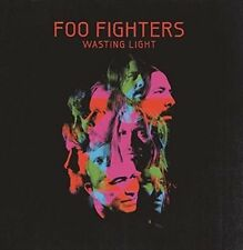 Foo Fighters Wasting Light 2 X 45rpm Vinyl LP 2011 Gatefold Sleeve &