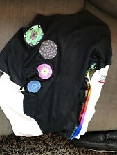 Chris Martin, Coldplay T-Shirt, AHFOD Tour