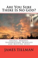 Are You Sure There Is No God?: A book of miracles including my warning from