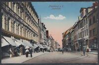 43841) AK Naumburg a. Saale Jacobstraße ca. 1910
