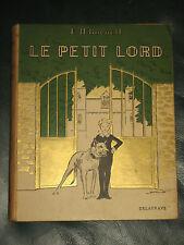 F. H. BURNETT : LE PETIT LORD