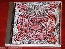 Unleashed: Victory CD 1995 Century Media Records USA 7790-2 Nimbus Original