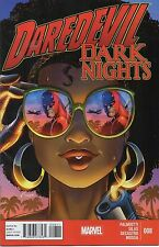 MARVEL COMICS DAREVEVIL DARK NIGHTS #8 MARCH 2014 1ST PRINT NOW NM