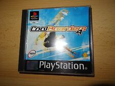 Cool boarders 4 Playstation 1 PAL PS1 MINT COLLECTORS