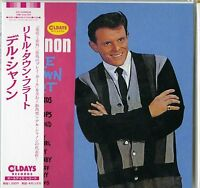 DEL SHANNON-LITTLE TOWN FLIRT-JAPAN MINI LP CD BONUS TRACK C94