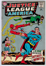 Justice League Of America #25 4.0 1964 Ow/W Pages Silver Age