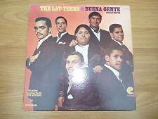 "THE LAT TEENS Buena gente Good people Cotique  C1032 Incl ""Smoke shop"" - good La"