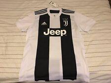 aa501c8c03f Adidas Juventus Home Jersey 2018   19 size M