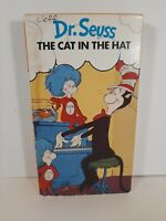 Dr. Seuss The Cat In The Hat VHS Video 1989 The CBS/Fox Company