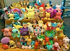 Pokemon Plush Teddy Collection - Choice of 115 Characters - UK SELLER -BRAND NEW