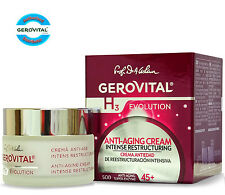 Gerovital H3 Evolution Anti-ageing Intensive Restructurating 45+, Night Cream