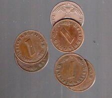 1Reichspfennig ab 1936bis 1940   ab 5 stück portofrei