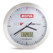 Wanduhr Fanartikel Motul Orginal 25cm Neu Racing 202897