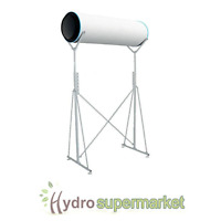 RAM CARBON FILTER STAND, FULLY ADJUSTABLE, GROW ROOM, HYDROPONICS