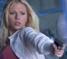 The Island UNSIGNED photograph - M3890 - Scarlett Johansson - NEW IMAGE!!!