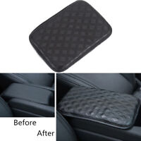 Universal Car Armrest Pad Cover Center Console Box Leather Cushion Car Accessory