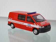 RIETZE 53617 H0 1:87 - VW T5 GP LR Supervision du trafic Chemnitz
