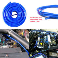 16.4ft 5Meters Car Silicone Vacuum Tube Hose Pipe Silicon Tubing Accessories