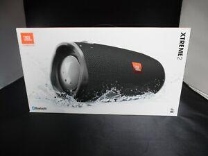 JBL Xtreme 2 Portable Waterproof Wireless Bluetooth Speaker w/ Belt - Black