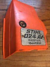 Stihl 024 top cover 1121 084 0900