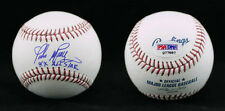 Pedro Martinez SIGNED ROMLB Baseball + 8 x All Star Red Sox PSA/DNA AUTOGRAPHED