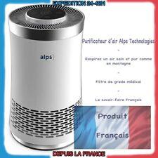 Purificateur d'Air à Filtre HEPA. ALPS L'Air Sain & la Qualité du Made in France