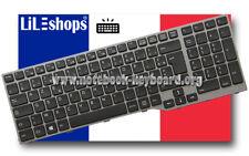 Clavier Français Original Pour Fujitsu Lifebook E756 BACKLIT NEUF