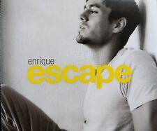 Enrique Iglesias - Escape (Enhanced CD 2002) with mixes & video