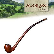 VAUEN Auenland The Shire Hugg Pfeife - glatt braun poliert -