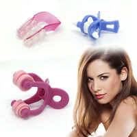 3Pcs Nose Up Beauty Clip Bridge Lifting Shaping Shaper Clipper Straightening Set
