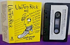 UNITED ROCK Tape PERTH PUNK ROCK Tallis VOODEN BOX Mutants TENSION Doodlebugs