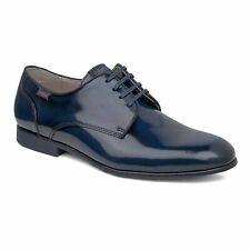 CALLAGHAN Florentic 18900 Zapatos Elegantes Hombre Ceremonia Piel Azul