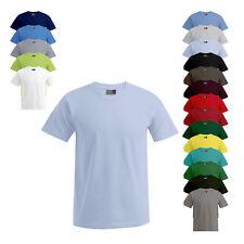 Promodoro Herren T-Shirt Premium Rundhals Shirt XS S M L XL XXL 3XL 4XL 5XL Neu