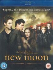 The Twilight Saga - 'New Moon' - DVD Blu-ray Disk - 4 HOURS OF EXTRAS -New Boxed