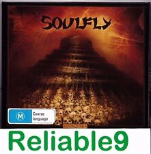 Soulfly - Conquer Collector's ed CD+DVD+bonus tracks Digipak-2008 Roadrunner AUS