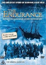 The Endurance (DVD, 2003) Ernest Shackleton (narrated by Liam Neeson)