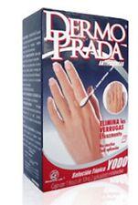 Dermo Prada Yodo Antiverrugas Remove Warts Skin Tags 10ml From Mexico