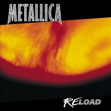 METALLICA RE-LOAD 13 TRACKS NICE CD
