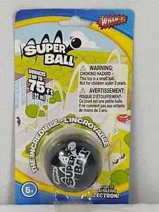 """WHAM-O Original SUPERBALL Super BOuNciNg Ball Retro Toy 1.67"""" Classic Size WHAMO"""