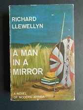 Man in a Mirror novel by Richard LLEWELLYN modern Africa 1961 unread hard cover
