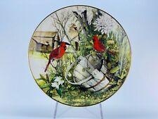 The Old Wooden Bucket Cecil Eakins Limited Edition Fine Bone China Plate