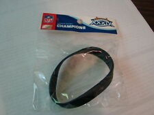 New England Patriots Super Bowl Champions XXXIX Rubber Wrist band
