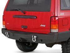 Jeep Cherokee XJ XRC Rear Bumper With Hitch 1984-2001 Smittybilt 76850