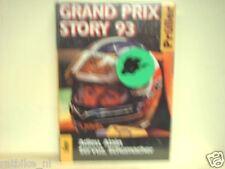 Grand Prix Story 93 von Heinz Prüller - Formel 1