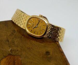 """1970 Patek Philippe """"pre-"""" Ellipse Ladies Watch, 18K, Gubelin dial, Ref. 4106/1"""