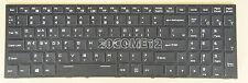 NEW FOR Clevo P670HS-G KEYBOARD Color Backlit US & Korean