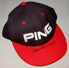 Paul Runyan PGA Golfer Signed PING Golf Hat