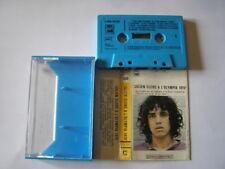 rare K7 cassette audio tape julien clerc à l'olympia 1970